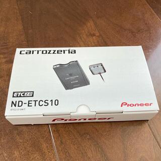パイオニア(Pioneer)のカロッツェリア パイオニア etcs10(ETC)