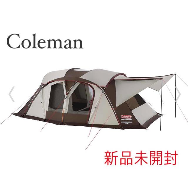 Coleman(コールマン)の最安 コールマン 4Sワイド2ルームカーブ 新品 未使用 Coleman スポーツ/アウトドアのアウトドア(テント/タープ)の商品写真