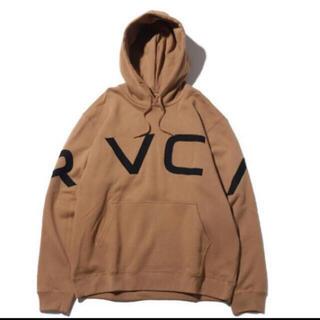 ルーカ(RVCA)のRVCA ビッグロゴ パーカー(パーカー)