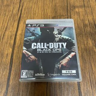 プレイステーション3(PlayStation3)のコール オブ デューティ ブラックオプス(字幕版) PS3(その他)