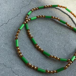 トゥデイフル(TODAYFUL)のhandmade necklace 017(ネックレス)