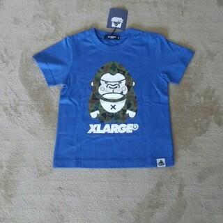 エクストララージ(XLARGE)の未使用タグ付き⭐エクストララージ Tシャツ 120(Tシャツ/カットソー)
