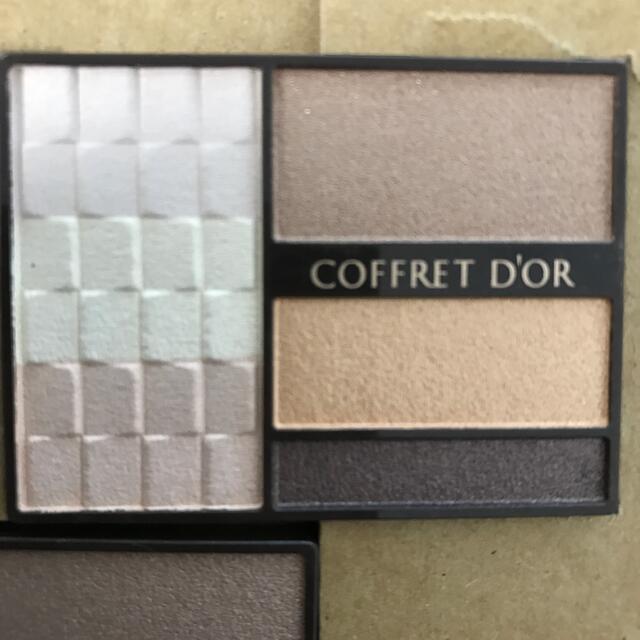 COFFRET D'OR(コフレドール)のコフレドール ヌーディインプレッションアイズ コスメ/美容のベースメイク/化粧品(アイシャドウ)の商品写真