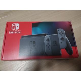 Nintendo Switch - Nintendo Switch グレー 新型 中古品