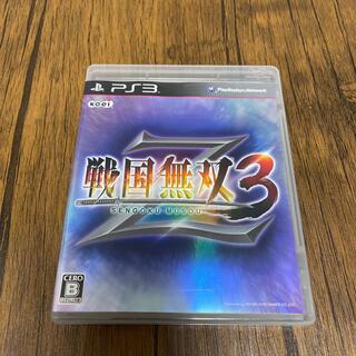 プレイステーション3(PlayStation3)の戦国無双3 Z PS3(その他)