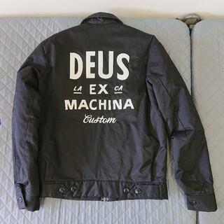 Deus ex Machina - デウス キルティング ワークジャケット XS deus ex machina