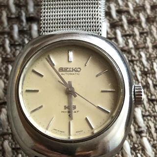 セイコー(SEIKO)のキングセイコー ハイビート 自動巻 1970年製造(腕時計(アナログ))