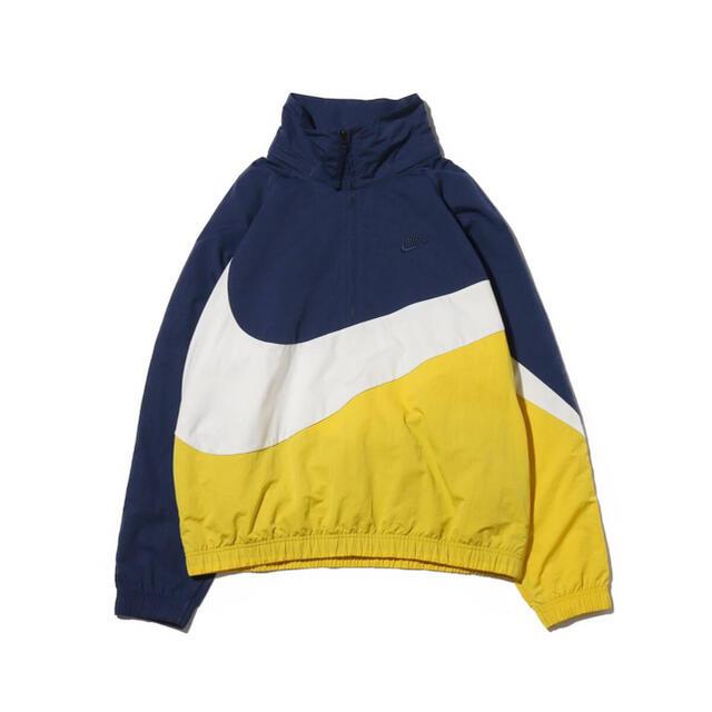 NIKE(ナイキ)のNIKE AS M NSW JKT HD ANRK WVN QS ナイキ L メンズのジャケット/アウター(ナイロンジャケット)の商品写真