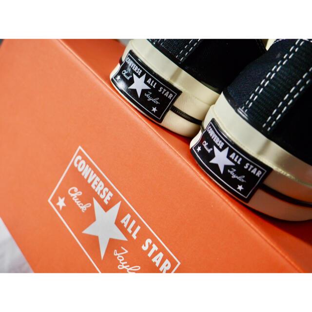 CONVERSE(コンバース)の26.0cm コンバース チャックテイラー 1970S CT70 ブラック メンズの靴/シューズ(スニーカー)の商品写真
