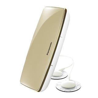 パナソニック(Panasonic)の全身用 低周波治療器 ポケットリフレ EW-NA25-N シャンパンゴールド(マッサージ機)