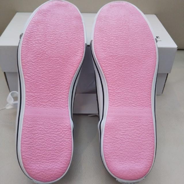 L'Appartement DEUXIEME CLASSE(アパルトモンドゥーズィエムクラス)の新品未使用☆!!マルシャルテルコラボコンバーススニーカー レディースの靴/シューズ(スニーカー)の商品写真