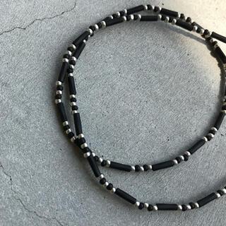 トゥデイフル(TODAYFUL)のhandmade necklace 021(ネックレス)