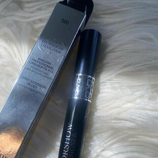 ディオール(Dior)のマスカラ ディオールショウ デザイナー 新品未使用(マスカラ)