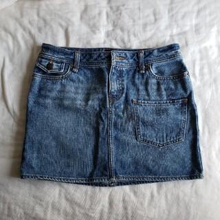 ラルフローレン(Ralph Lauren)のRALPH LAUREN デニム ミニスカート(スカート)