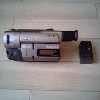 SONY - SONY8mmビデオカメラ