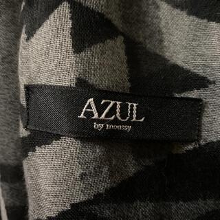 アズールバイマウジー(AZUL by moussy)の春夏用ストール(マフラー/ショール)
