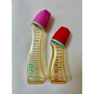 ベッタ(VETTA)のドクターベッタ 哺乳瓶 120mlボトル 240mlボトル 2本セット(哺乳ビン)