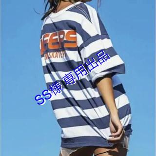 GYDA - GYDA  PEEPS BIG Tシャツ