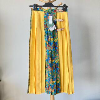 【新品別注】O'NEIL of DUBLIN × LIBERTY リネンスカート