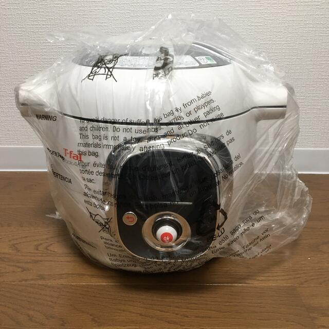T-fal(ティファール)のT-fal 電気圧力鍋 クックフォーミー 6L CY7011JP スマホ/家電/カメラの調理家電(調理機器)の商品写真