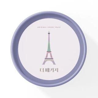 恋するパッケージツアー〜パリから始まる最高の恋〜OST CD (韓国盤)(テレビドラマサントラ)