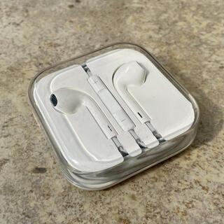 Apple - Apple 純正品 iPhone イヤフォン
