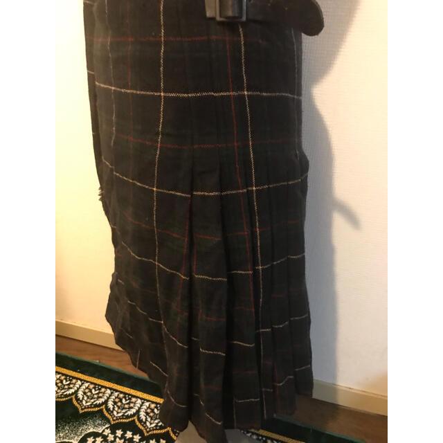 Yohji Yamamoto(ヨウジヤマモト)のヨウジヤマモト プールオム  キルトスカート メンズのメンズ その他(その他)の商品写真