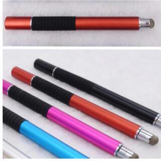 iPhone タッチペン レッド(その他)