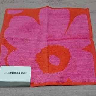 marimekko - マリメッコ タオルハンカチ 新品未使用