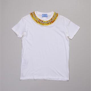 プラダ(PRADA)のPRADA【クルーネックTシャツ】(Tシャツ(半袖/袖なし))