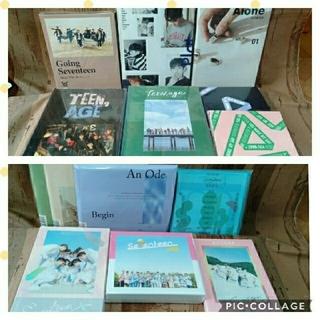 セブンティーン(SEVENTEEN)のSEVENTEEN アルバム まとめ売り(K-POP/アジア)