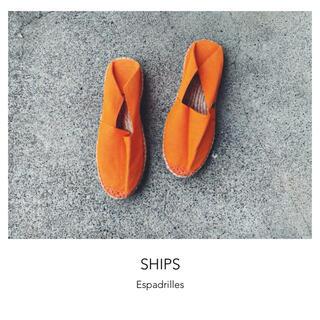 SHIPS - SHIPS シップス エスパドリーユ36  rokuロクbeauty&youth