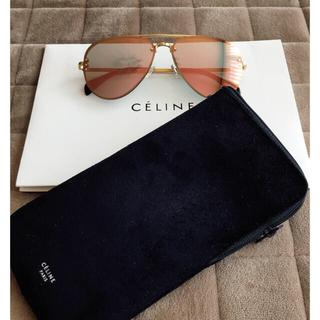 セリーヌ(celine)のCELINE セリーヌ ミラーサングラス  CL41392(サングラス/メガネ)