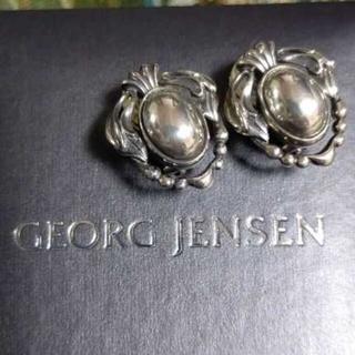 Georg Jensen - 新品 未使用 ジョージジェンセン 2014 ヘリテージ イヤリング