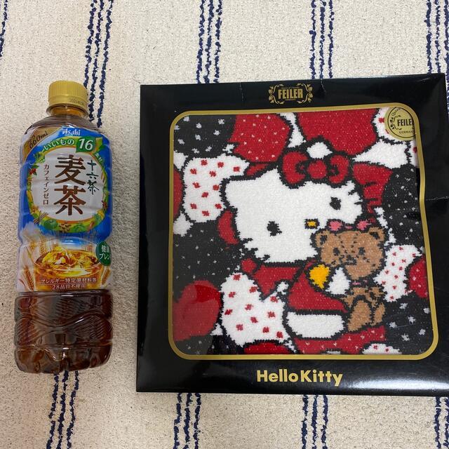 FEILER(フェイラー)のFEILER Hello Kitty タオル レディースのファッション小物(ハンカチ)の商品写真