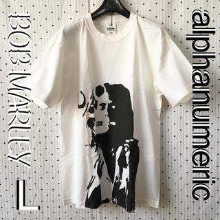 アルファヌメリック(alphanumeric)のalphanumeric アルファヌメリック限定展示会非売品ボブマーリーTシャツ(スケートボード)