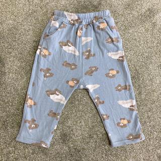futafuta - バースデイ フタフタ くま 青ズボン 70サイズ
