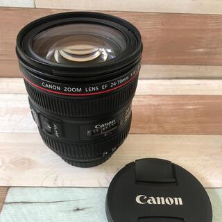 Canon - 【美品】キャノン Canon EF24-70mm f4 L IS USM