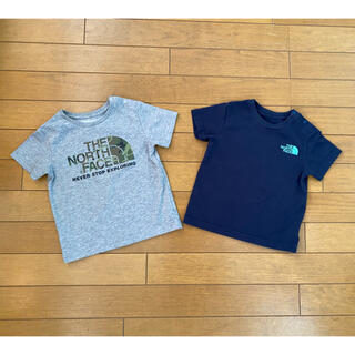 THE NORTH FACE - 【90cm】THE NORTH FACE Tシャツ 2枚組