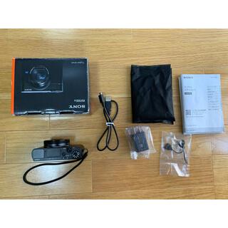 SONY - SONY Cyber−Shot RX DSC-RX100M5
