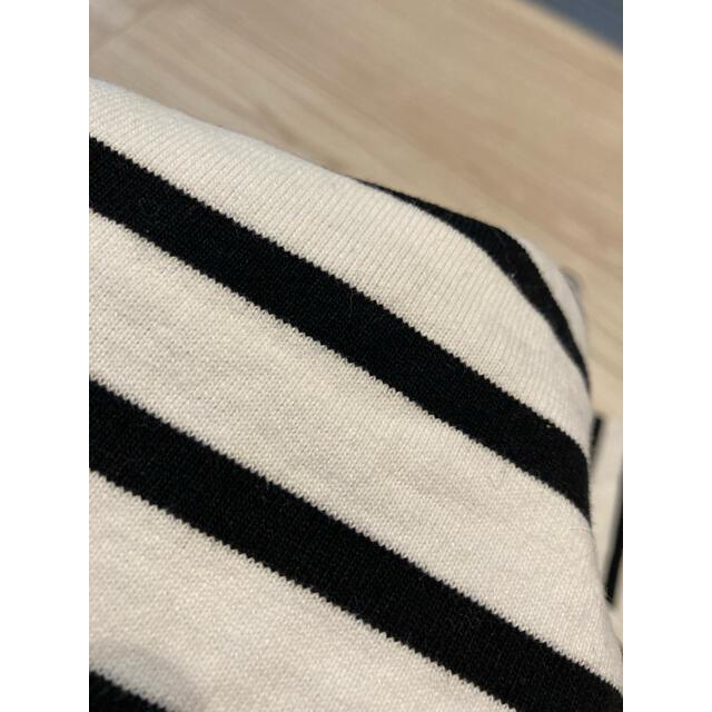 IENA(イエナ)のIENA トラディショナルウェザーウェア ボーダー レディースのトップス(カットソー(長袖/七分))の商品写真