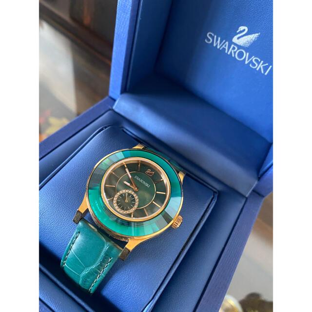 SWAROVSKI(スワロフスキー)のSWAROVSKI 腕時計 レディースのファッション小物(腕時計)の商品写真