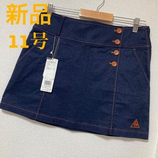 le coq sportif - 【新品】ルコックスポルティフ♡ゴルフスカート 11号