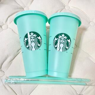 Starbucks Coffee - スターバックス スタバ リユーザブルカップ 2個セット