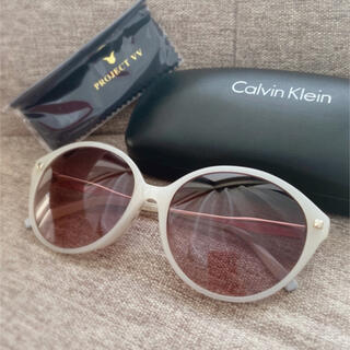 カルバンクライン(Calvin Klein)のサングラス(サングラス/メガネ)