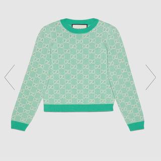 Gucci - グッチ ロゴセーター