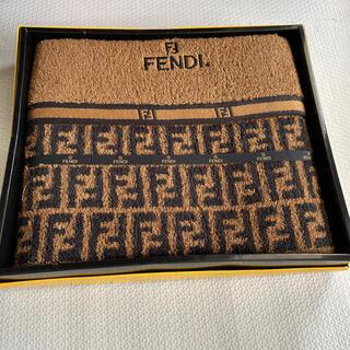 FENDI - 未使用 フェンディバスタオル