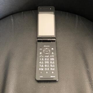 Panasonic - 美品ドコモガラケーP-01G