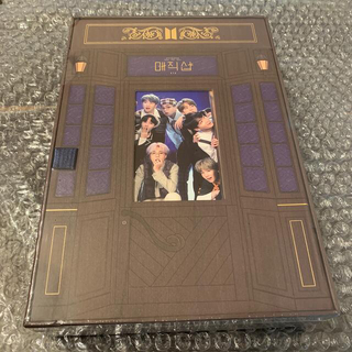防弾少年団(BTS) - BTS magicshop DVD   釜山 ソウル公演