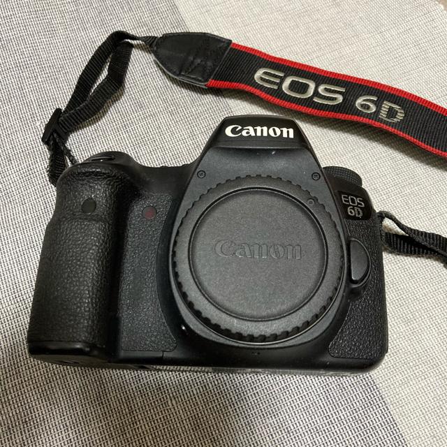 Canon(キヤノン)のCanon EOS 6D スマホ/家電/カメラのカメラ(デジタル一眼)の商品写真